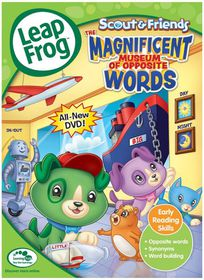 Leap Frog Museum of Opposite Words (DVD)