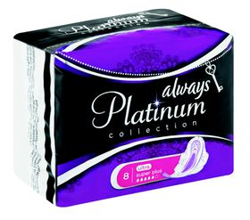 Always Platinum Super Plus - 8s