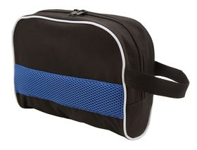 Marco Toiletry Bag - Blue/Black