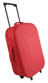 Marco Budget Luggage Bag - Red