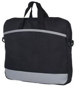 Marco Messenger Laptop Bag - Grey