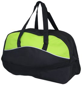 Marco Wave Sports Bag - Lime Green