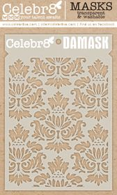 Celebr8 Picture Perfect Mask - Damask