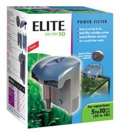 Elite - Hush 10 Clip on Filter