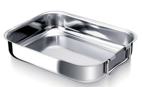 Beka - Oven Roaster - Silver
