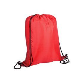 Eco Lightweight Drawstring Bag - Red