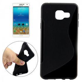 Tuff-Luv Gel Case (TPU) for the Samsung Galaxy A3 (A310) - 2016 Edition - Black