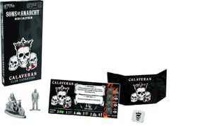 Sons of Anarchy: Calaveras Club Expansion