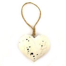 Pamper Hamper Wooden Hanging Heart