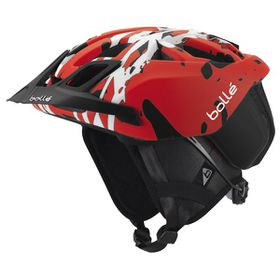 Bolle The One Mountain Bike Black and Red