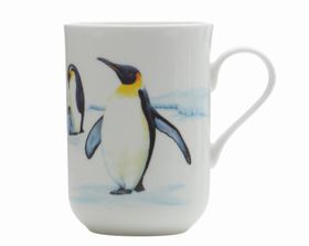 Maxwell & Williams Cashmere Animals Of The World Mug Emperor Penguin - 300ml