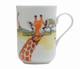 Maxwell & Williams Cashmere Animals Of The World Mug Giraffe - 300ml