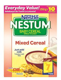 Nestle - Nestum Stage 2 Mixed - 250g