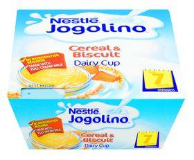 Nestle - Jogolino Cereal Biscuit - 400g
