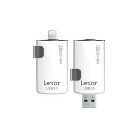 Lexar JumpDrive M20i Dual-Drive 32GB for Apple