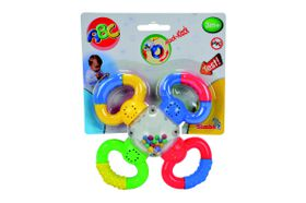 Simba - ABC Multi Function Rattle