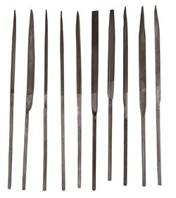 Fragram - File Needle Set - 10 Piece