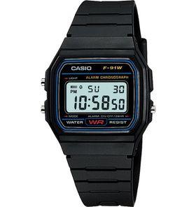 Casio Mens F91W Retro Digital Watch