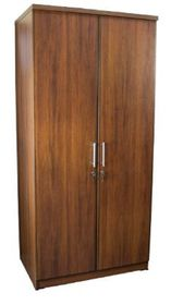 Wildberry - 2 Door Hanging Wardrobe - Cherry
