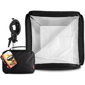 Hahnel Soft Box 60 Kit for Speedlite