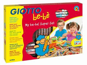 Giotto Be-Be My Super Set