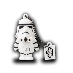 Starwars Stormtrooper USB Flash Drive - 8GB