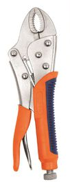 Fragram - Locking Plier Round Nose - 240mm
