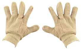 Fragram - Glove Cotton Knitted Wrist
