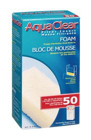 Aquaclear - 50 Stage 1 Foam Filter Insert