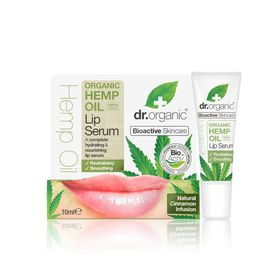 Dr.Organic Hemp Oil Lip Serum - 10ml