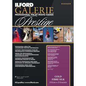 Ilford Prestige Gold Fibre Silk 13 A3+ Photo Paper