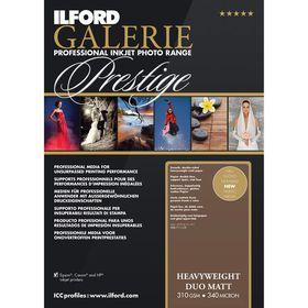Ilford Prestige Heavyweight Duo Matt 13 A4 Photo Paper