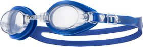 Junior TYR Qualifier Goggles - Clear