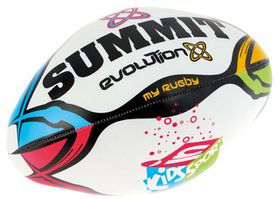 Summit Kid's In Sport Rugby Ball
