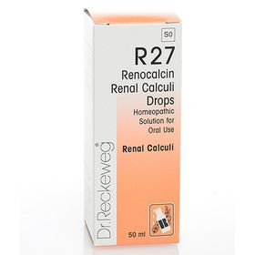 Dr. Reckeweg Renocalcin Renal Calculi Drops - 50ml