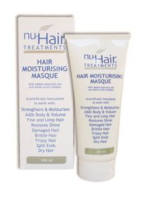 NU-Hair Moisturising Hair Masque - 200ml