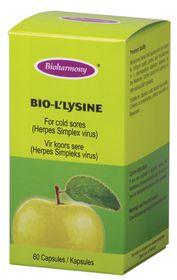 Bioharmony Bio-L'Lysine 60's