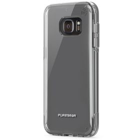 Puregear Samsung Galaxy S7 Slim Shell Pro - Clear & Clear