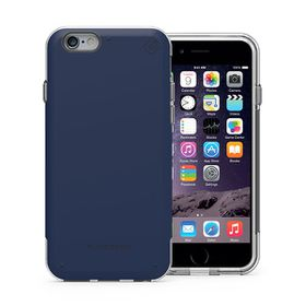 Puregear Apple iPhone 6 & 6s Dualtek Pro - Blue Clear