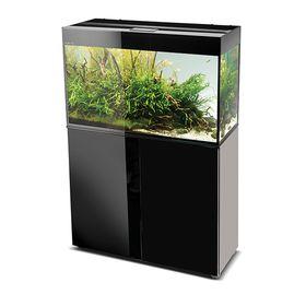 Aquael - Glossy 120 Cabinet - Black