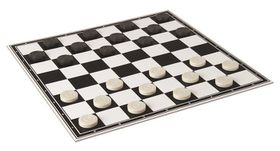 Classic Games - Draughts Classic Style Game