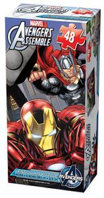 Marvel Lenticular Tower Puzzle
