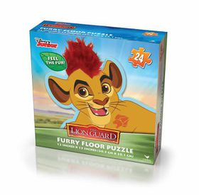 Lion Guard Furry Puzzle