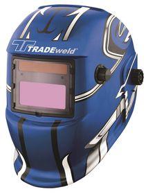 Tradeweld - Auto Darkening Adjustable Helmet