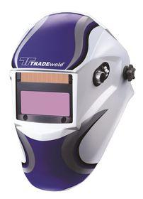 Tradeweld - Auto Darkening Euro Style Helmet