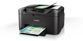 Canon MAXIFY MB2140 A4 4-in1 Multifunction Business Wi-Fi Inkjet Printer