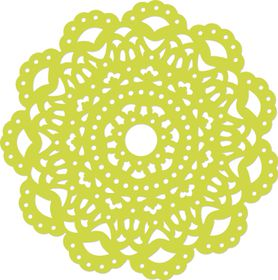 Kaisercraft Cutting Dies - Detailed Doily
