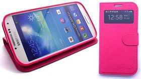 Scoop Easyview Folio For Samsung S4 - Pink