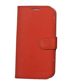 Scoop Wallet Case ForSamsung S4 - Red