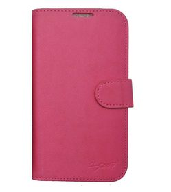 Scoop Wallet Case ForSamsung S4 - Pink